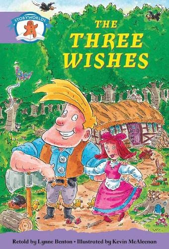 9780435141165: Literacy Edition Storyworlds Stage 8, Once Upon A Time World, The Three Wishes