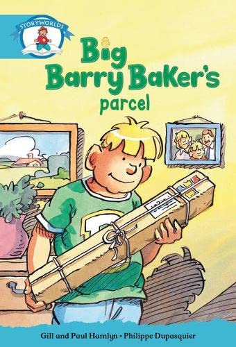 9780435141196: Literacy Edition Storyworlds Stage 9, Our World, Big Barry Baker's Parcel