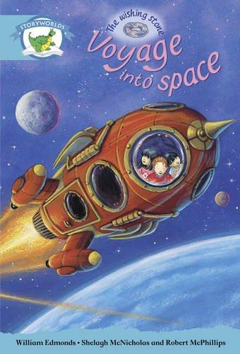 Literacy Edition Storyworlds Stage 9, Fantasy World,: Edmonds, William