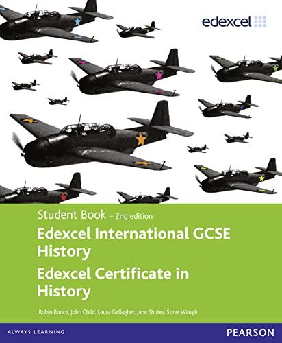 9780435141905: Edexel international GCSE history student book. Per le Scuole superiori. Con espansione online (Edexcel International GCSE)