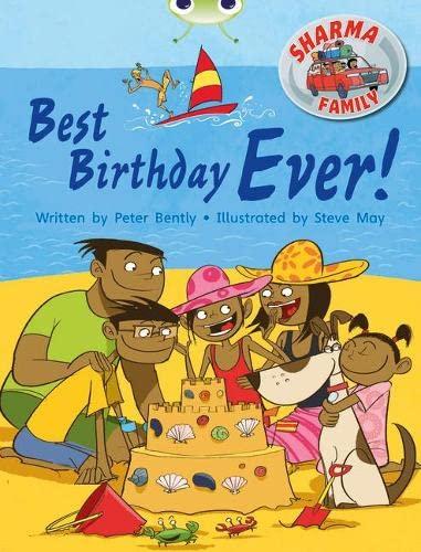 9780435143343: Sharma Family: Best Birthday Ever: Purple B/2c (Bug Club)