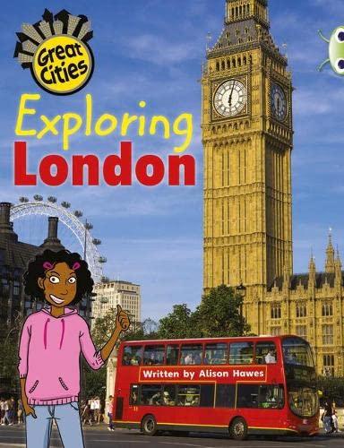 9780435144326: NF Orange A/1a Exploring London (Bug Club)