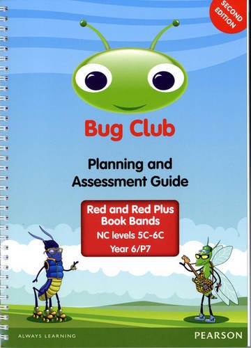 BC Red & Red Plus (KS2) Teaching Guide Wave 3 (BUG CLUB)