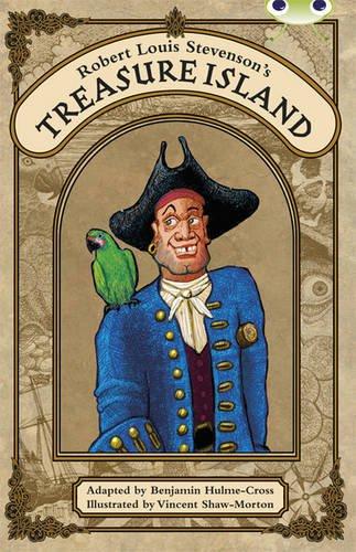 Robert Louis Stevenson s Treasure Island: Red (KS2) A/5c (Mixed media product): Benjamin ...