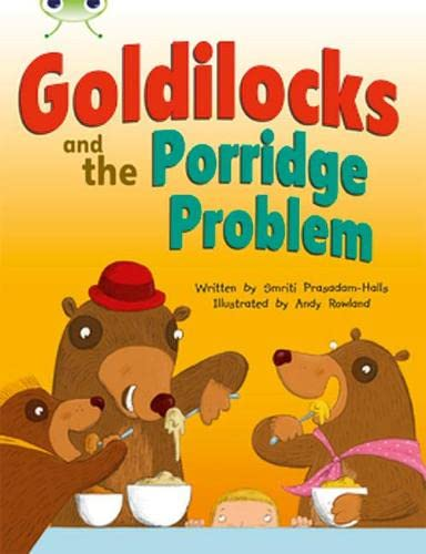 9780435147136: Bug Club Turquoise A/1A Goldilocks and the Porridge Problem 6-pack