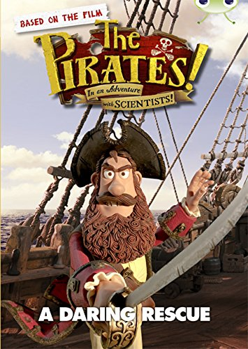 The Pirates in an Adventure with Scientists: A Daring Rescue: Brown B/3b (Mixed media product)...