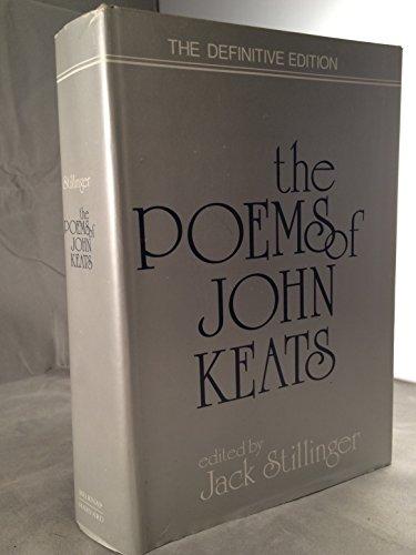 Poems: Keats, John