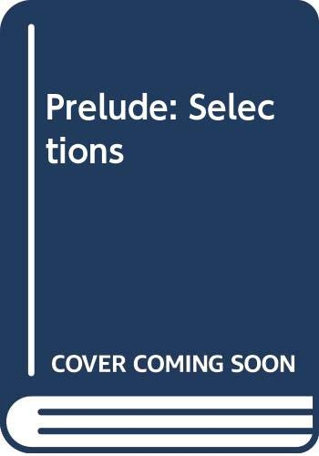 9780435148812: Prelude: Selections