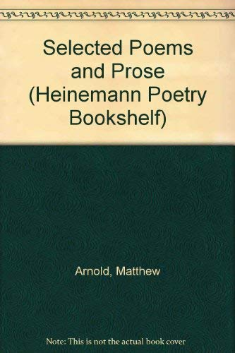 9780435150631: Selected Poems and Prose (Poetry Bookshelf)