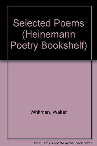 9780435150709: Selected Poems (Poetry Bookshelf)