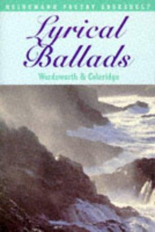 9780435150785: Lyrical Ballads (Heinemann Poetry Bookshelf)
