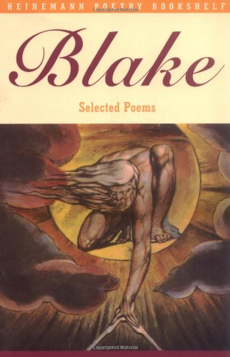 Heinemann Poetry Bookshelf: Blake Selected Poems