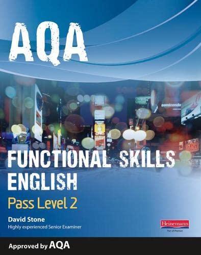 9780435151409: AQA Functional English Student Book: Pass Level 2