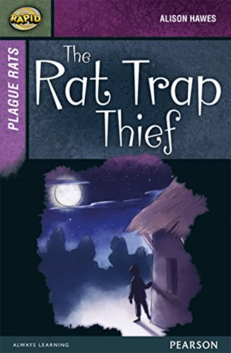 9780435152284: Rapid Stage 7 Set A: Plague Rats: The Rat Trap Thief (Rapid Upper Levels)
