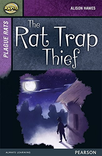 9780435152628: Rapid Stage 7 Set A: Plague Rats: The Rat Trap Thief 3-pack (Rapid Upper Levels)