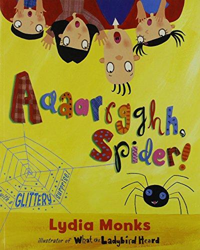 9780435153298: Literacy Evolve Year 1 Aaaarrgghh Spider