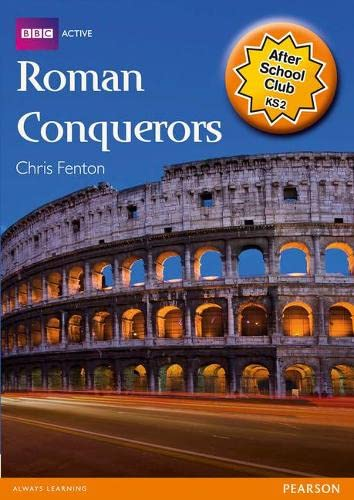 ASC Roman Conquerors After School Club Pack (Mixed media product): Sallie Purkis