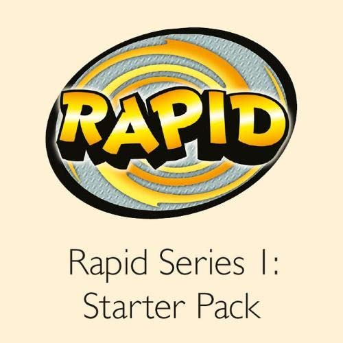 9780435155872: Series 1: Starter Pack (RAPID SERIES 1)