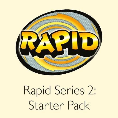 Series 2: Starter Pack (RAPID SERIES 2): Llewellyn, Ms Claire, Hawes, Alison, Burchett, Jan, Vogler...
