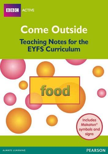 Food Come Outside EYFS Teachers Pack (Mixed media product)