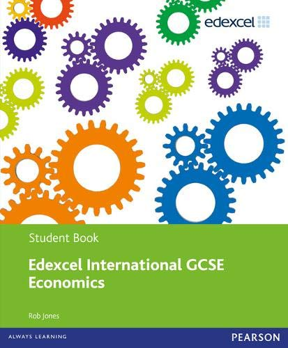 9780435156770: Edexel international GCSE economics student book. Con Revision guide. Con espansione online. Per le Scuole superiori (Edexcel International GCSE)