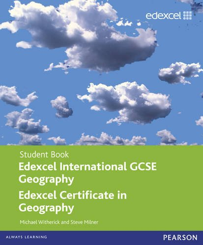 9780435156787: Edexcel International GCSE/Certificate Geography Student Book and Revision Guide pack