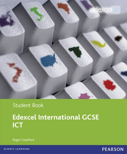 9780435156794: Edexcel International GCSE ICT Student Book and Revision Guide pack
