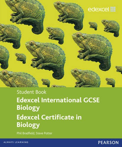 9780435156800: Edexcel International GCSE/Certificate Biology Student Book and Revision Guide pack