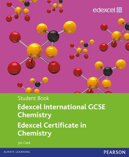 9780435156817: Edexcel International GCSE/Certificate Chemistry Student Book and Revision Guide pack