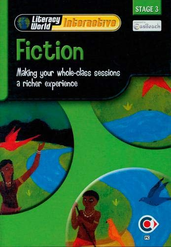 Literacy World Interactive Stage 3 Fiction: Software Single User Scotland/NI: Fiction