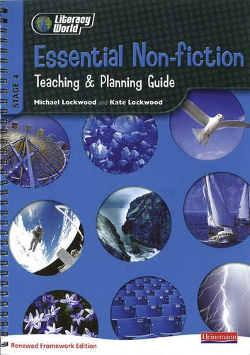 9780435157784: Essential Teaching and Planning Guide (Literacy World Non Fiction)