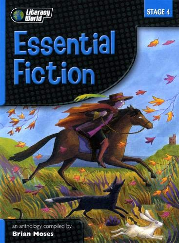 9780435158064: Literacy World Stage 4 Fiction Essential Anthology 6 Pack (LITERACY WORLD NEW EDITION)