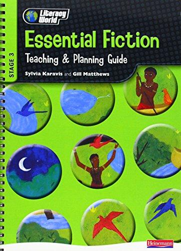 9780435158187: Literacy World Stg 3: Essential Fiction Teaching & Planning Guide Framework England/Wales (LITERACY WORLD NEW EDITION)