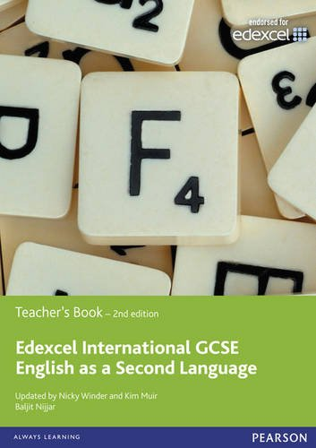 9780435158965: English as a Second Language (Edexcel International GCSE)