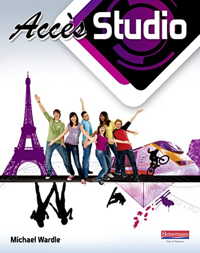 9780435159467: Acces Studio PB PACK (Studio 11-14 French)