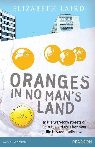 9780435160449: Oranges in No Man's Land (Wordsmith (Literacy Service))