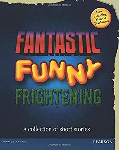 9780435160456: Fantastic, Funny, Frightening (Wordsmith (Literacy Service))