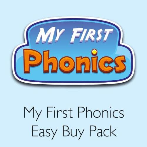My First Phonics Easy Buy Pack (Paperback): Alison Hawes, Teresa Heapy