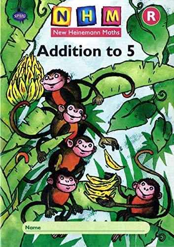 9780435165260: New Heinemann Maths Reception, Addition to 5 Activity Book (single) (New Heinemann Maths Series)
