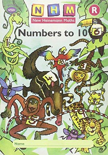 9780435165314: New Heinemann Maths: Reception: Activity Book Omnibus Pack