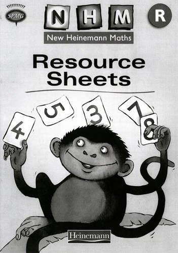 9780435165345: New Heinemann Maths Reception, Teacher's Resources