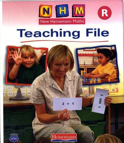 New Heinemann Maths Reception Teaching File and CD-ROM 02/2008 (Mixed media product)