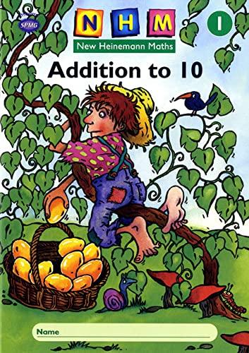 9780435167493: New Heinemann Maths Year 1, Addition to 10 Activity Book (single) (New Heinemann Maths Series)