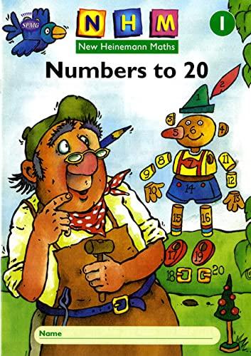 9780435167554: New Heinemann Maths Yr1, Number to 20 Activity Book (8 Pack)
