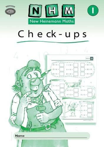 9780435167622: New Heinemann Maths Yr1, Check-up Workbook (8 Pack)