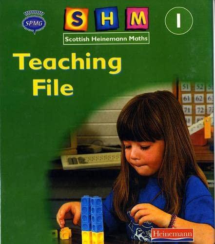 Scottish Heinemann Maths 1, Teaching File: Year 1 (Paperback)