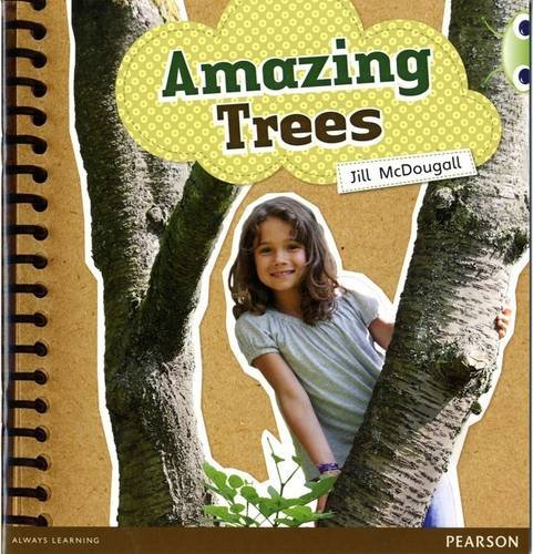 Bug Club Green A Amazing Trees (Mixed media product)