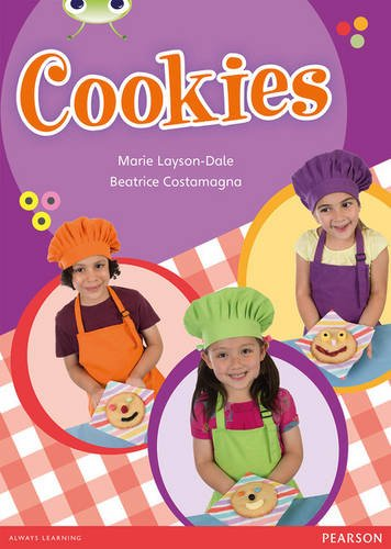 Bug Club Pink A Cookies (Mixed media product): Marie Layson-Dale