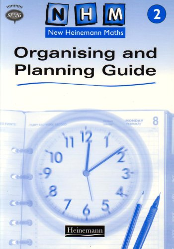 9780435169718: New Heinemann Maths Year 2, Organising and Planning Guide