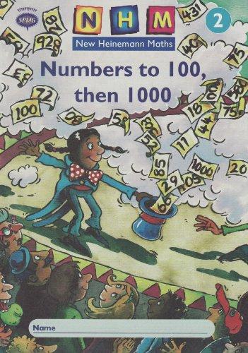 9780435169732: New Heinemann Maths Year 2, Number to 100, then 1000 Activity Book (single) (Book 2)